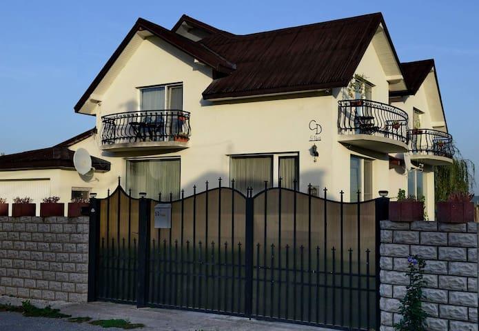 Casa Domnitei