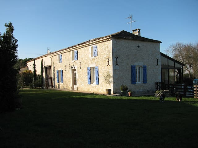 Nid au bout du village - Riocaud - Holiday home