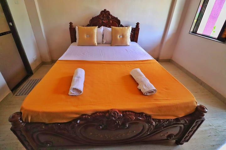 Boutique Room With Pool In Alibaug