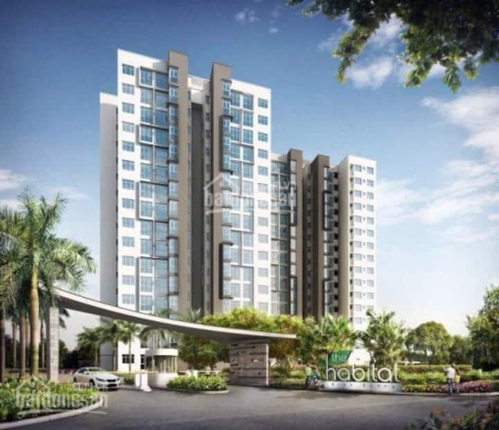 Habitat tower-VietNam-Singapore 1 (VSIP1)-AEON
