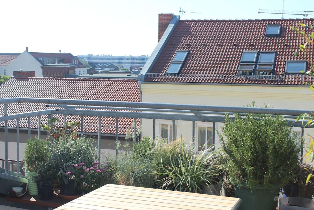 charmante dachgeschoss in mitte prenzlauer berg wohnungen zur miete in berlin berlin deutschland. Black Bedroom Furniture Sets. Home Design Ideas