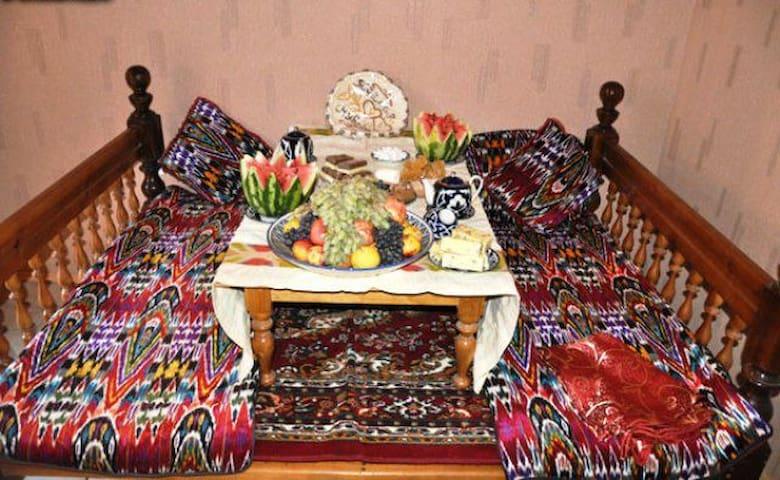 У нас уютно и весело - Республика Таджикистан, Согдийская область, Айнинский район, поселок Айни - Casa