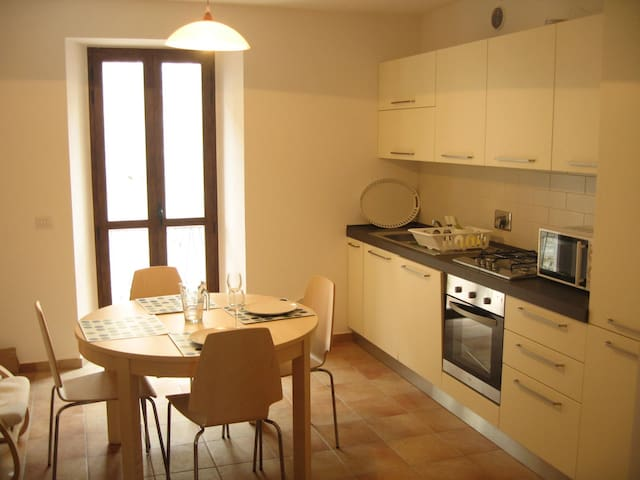 Two Bedroom Apartment near Todi - San Terenziano - Leilighet