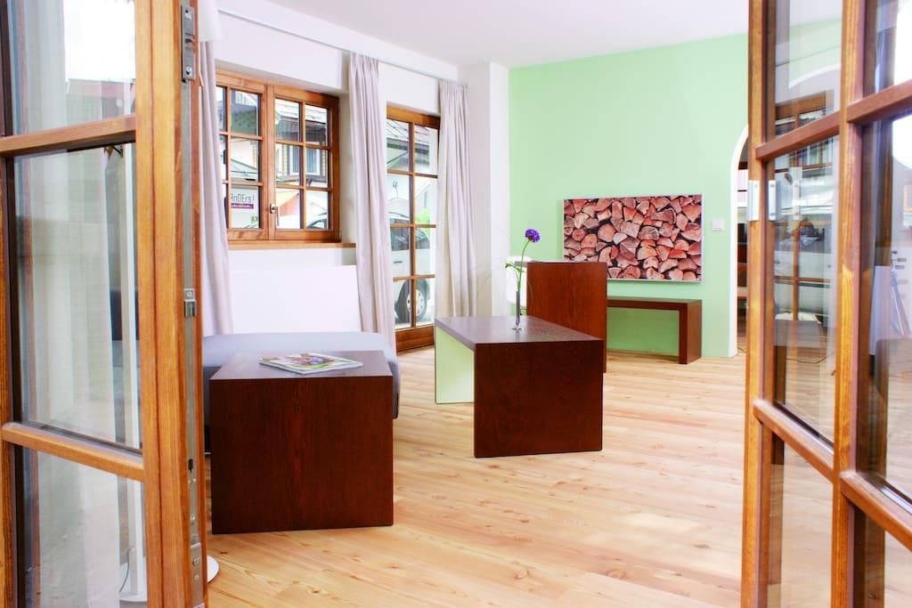 großer Wohnraum