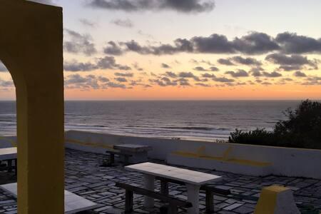 N.C.S.H main floor  full Ocean view - Pataias - Pis