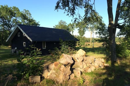 The new house in the old woods - Skive - Cabin