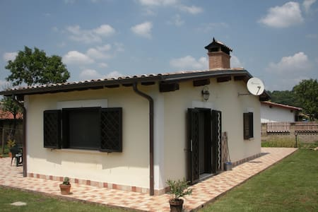2 rooms in country house-Rome - Zagarolo - Villa