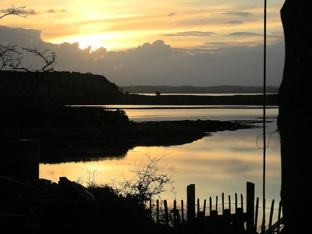 On the Shores of Strangford Lough - Portaferry