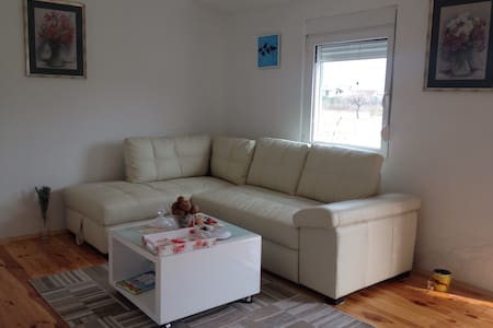 Podgorica place for 2, with parking - Podgorica - Casa