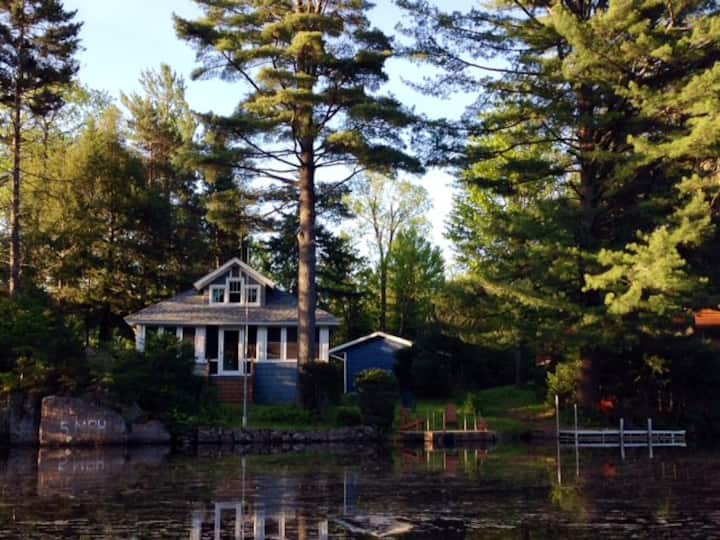 Wanakena Guest Cottage