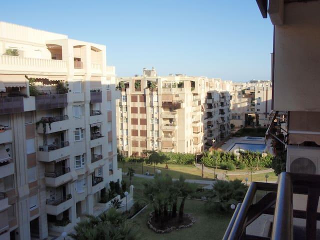 Excellent new holiday apartment with Wi-Fi! - Málaga - Leilighet