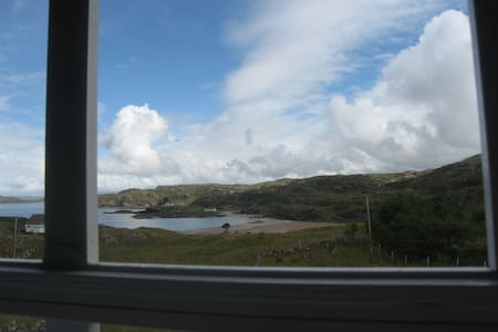 Award-winning Tiny House in Assynt - Clashnessie, Lochinver