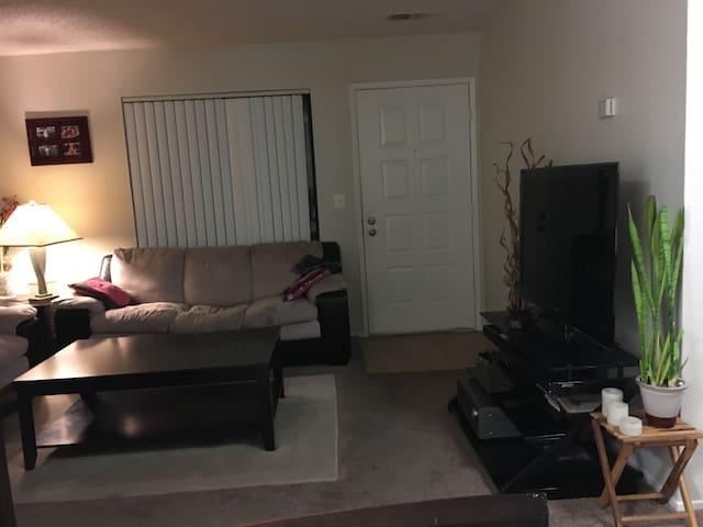 Clean and quite room - Кэмпбелл - Квартира