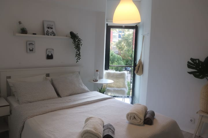Excelent Suite near the beach at Cascais area!