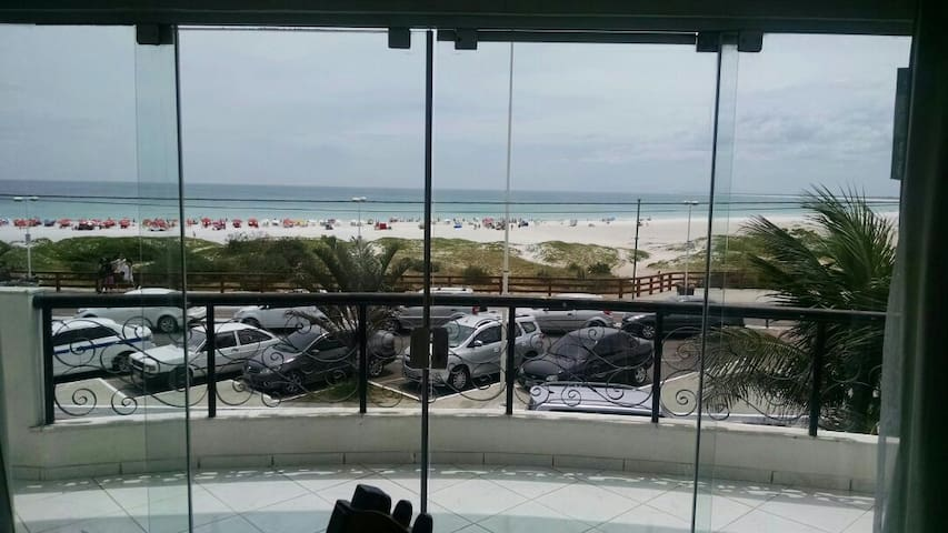 Apto com vista para a Praia Grande - Arraial do Cabo - Apartment