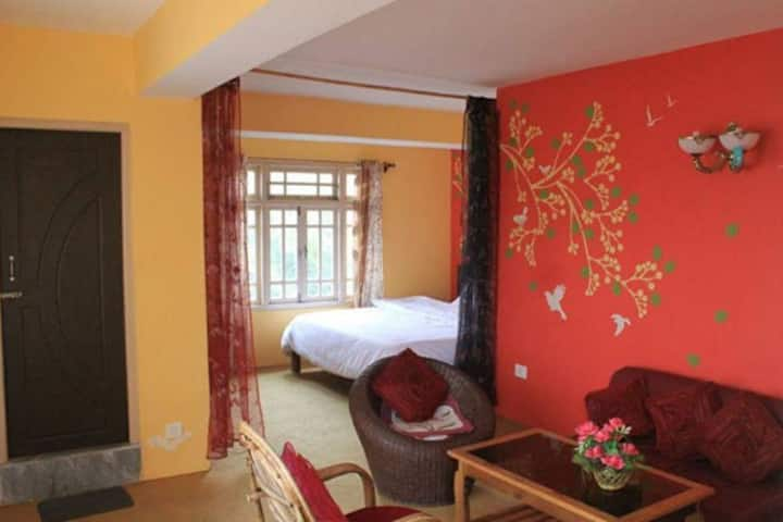 The Ace Pine ValleyPelling, Sikkim-Super Deluxe Room