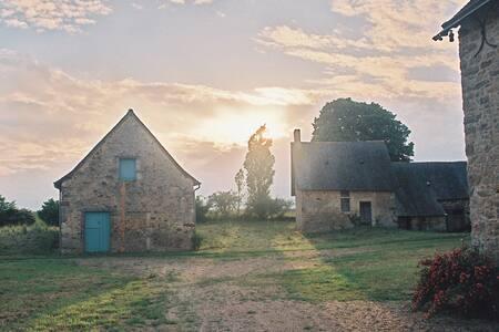 French Country Property - Chevillé - Casa