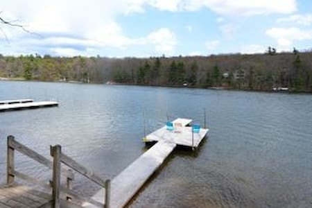 NEW RENTAL ON DEEP CREEK LAKEFRONT! - Swanton - House