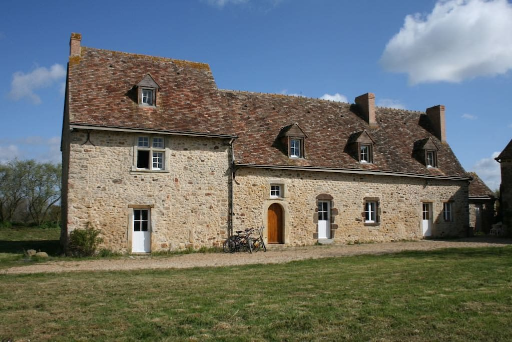 French country property houses for rent in chevill for French country homes in france
