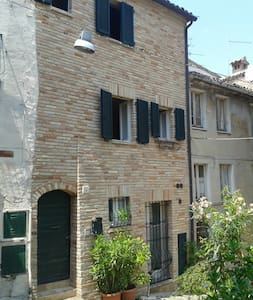 La Casina in the Alley - Recanati - Rumah