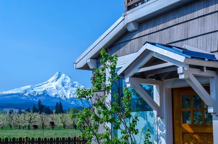 Mt Hood Parkdale Getaway - Mount Hood - Hus