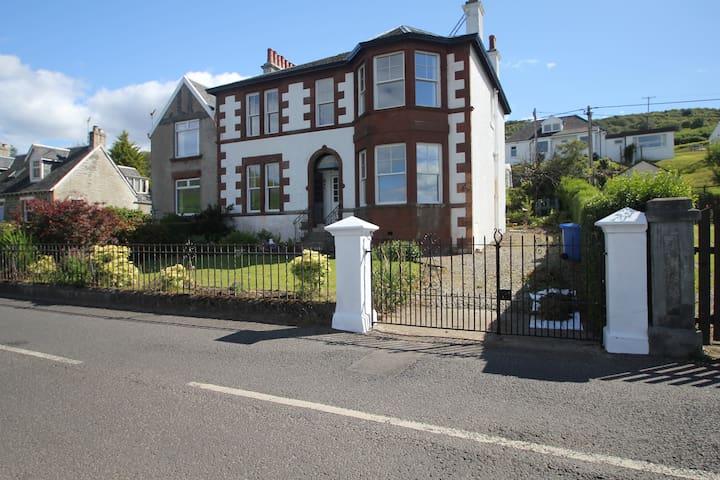 Westwood Lochranza Isle of Arran