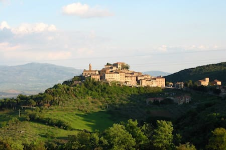 heart of tuscany -mini appartamento - Pari - 단독주택
