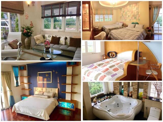Trang Pavo house