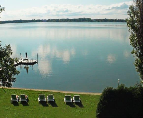 Les Villas Champêtres - Sur le lac - Venise-en-Québec - Villa