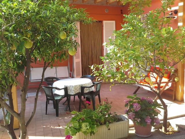 Roseto Abruzzi beautiful apartment - Cologna Spiaggia - Daire