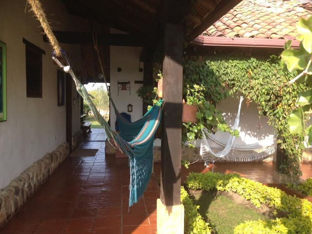 Casa Turmalina,Finca PIEDRA VERDE, Villa de Leyva - Rumah