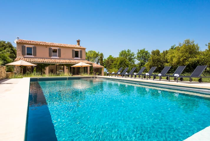 Villa Cachee: 112847 - Bonnieux - Villa