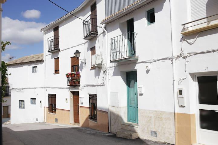Village House, Frailes, Jaén - Frailes - Hus