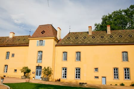 Château d'Origny - Suite Anglaise - Ouches