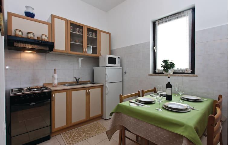 Holiday apartment 45 m² for 4 persons