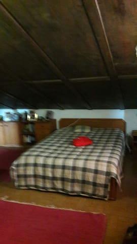 Quarto cama de casal - Batalha