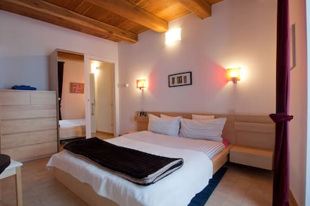 "La Casa di Tufo: Room ""Olmo"" - Orvieto - Bed & Breakfast"