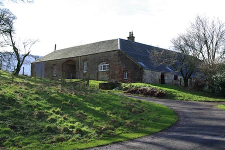 Farmstay self catering by Stirling - Stirling