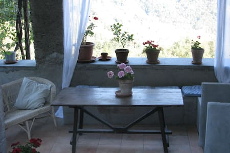 A few minutes from the Ligurian Sea - Terisso - Maison