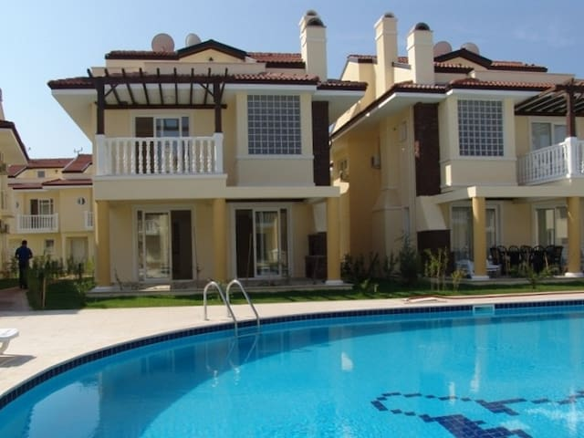 Villa SS07 only 30m to Calis Beach - Fethiye