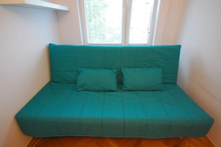 Nice, cosy & clean room, City Center, Poznan - Wohnung