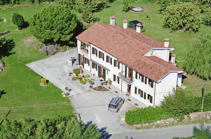 Colli Euganei ( Pd ) casa nel parco - Boccon di Vò - Casa