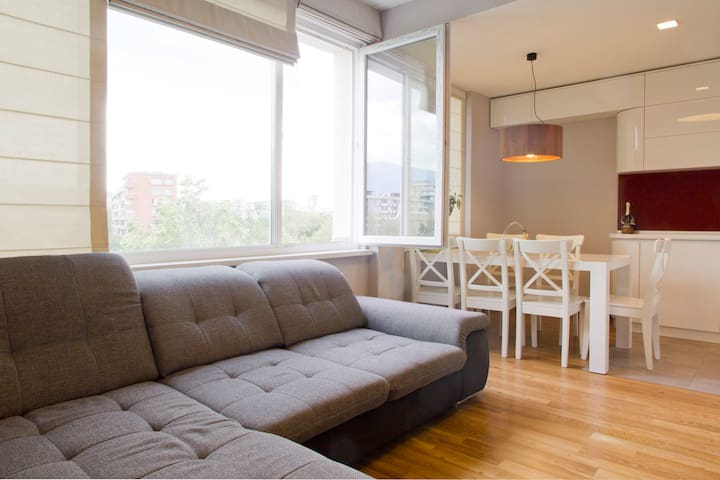 New and cosy apartment - Sofia - Appartement