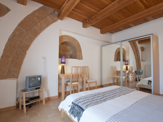 "La Casa di Tufo: Room ""Serancia"" - Orvieto - Bed & Breakfast"