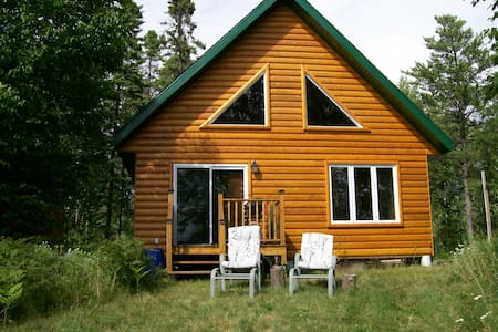 The Black Lake Cabin Quebec