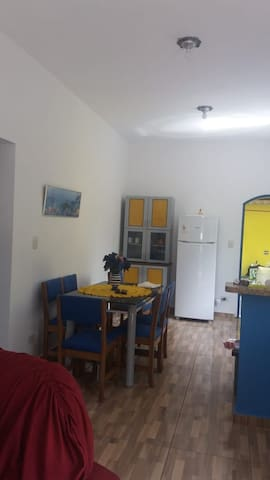 Casa Iguape/ Icapara. paraíso ecológico