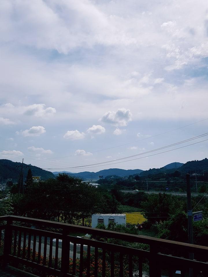 행원펜션 101호_Hangwon No. 101