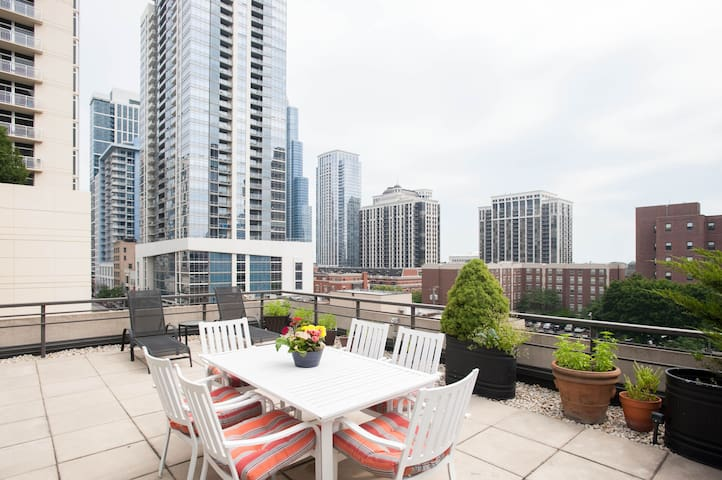 Penthouse on Michigan Avenue! - Chicago - Wohnung