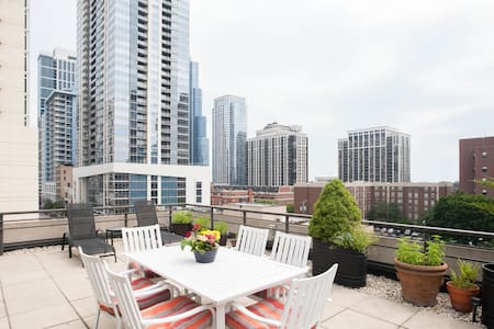 Penthouse on Michigan Avenue! - Chicago - Selveierleilighet