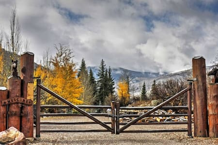 Charming Snowmass Studio - Right on Creek! - Snowmass - Andre